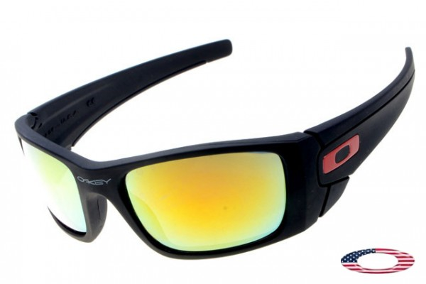 0b2a5f5a5e Cheap replica Oakleys Fuel Cell Sunglasses Black   Fire Iridium ...