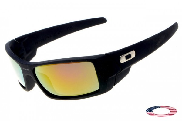 fe15036f59a5 Buy Fake Oakley Gascan Sunglasses Black   Fire Iridium Online