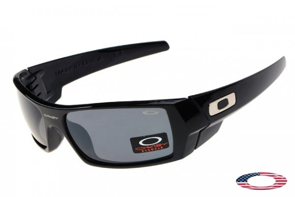 0c26f87aca Fake Oakley Gascan Sunglasses Polished Black   Gray