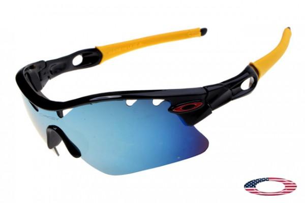 3196b7c562 Buy Cheap Replica Oakley Radarlock Pitch Sunglasses Black   Ice Iridium  Online